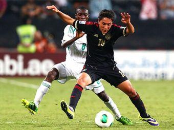 México pierde la final del mundial Sub 17 ante Nigeria 3-0