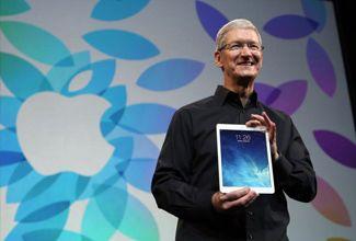 Sale hoy a la venta el nuevo iPad Air