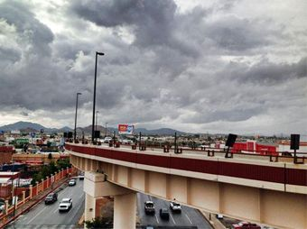 Se esperan nublados durante el día de hoy en Sonora