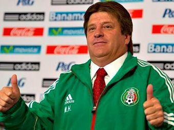 Miguel Herrera será el DT de México en el mundial