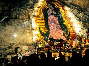 Vigilarán 80 policías peregrinación en el Cerro de la Virgen