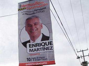 Investiga CEE presunta precampaña electoral de Enrique Martínez