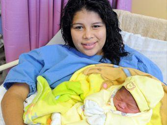 Nació en Hermosillo el 'Niño Año Nuevo 2014'