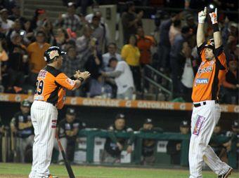 Naranjeros de Hermosillo van a la final; vencen a Cañeros 4-2