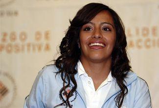 Investigan a ex medallista olímpica por enriquecimiento ilícito