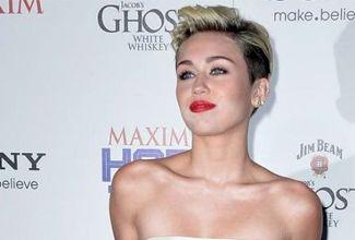 Miley Cyrus no es deseada por los hombres