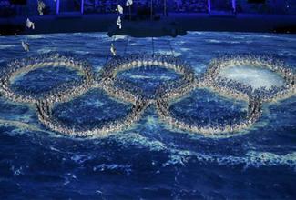 Rusia despide a los Juegos Olímpicos de invierno