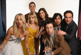 Confirman tres temporadas más para The Big Bang Theory