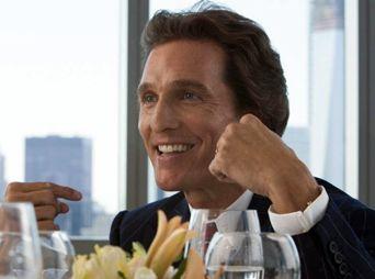 'Golpes de pecho' de DiCaprio y McConaughey inspiran remix