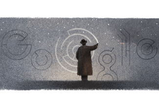Google homenajea a Octavio Paz con su Doodle