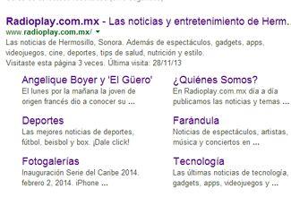 Google rediseña su página de búsquedas