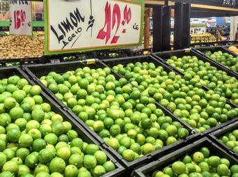 Limón se vende hasta en 55 pesos por kilo en frontera de Sonora