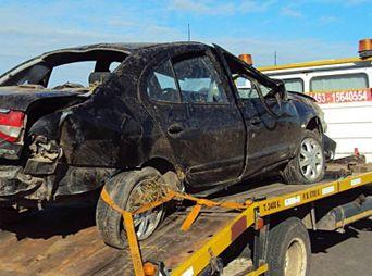 Mueren tres en accidente carretero en tramo Hermosillo-Yécora