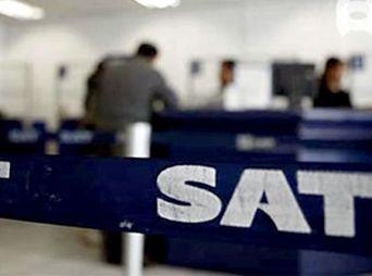 Publica SAT nueva lista de contribuyentes incumplidos