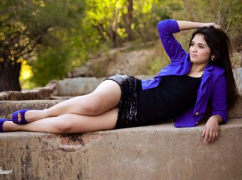 Ramona Elena, debutará en Pasarela en evento del DIF-Alamos.