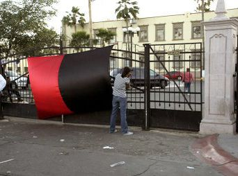 Steus estalla la huelga en la Universidad de Sonora