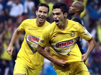 América gana 5-3 a Santos un partidazo de volteretas