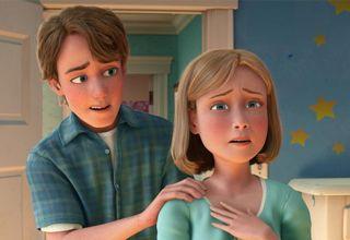 """Andy de """"Toy Story"""" fue abandonado por su papá"""