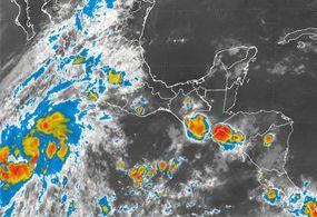 Hay 50 % de probabilidades de formarse ciclón en el Pacífico