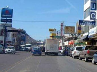 Muere anciano atropellado en el centro de Guaymas