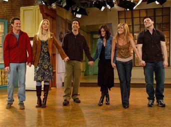 Se cumplen 10 años del final de 'Friends'