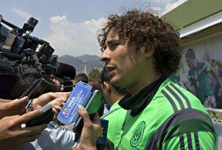 Tengo la idea de jugar: Guillermo Ochoa