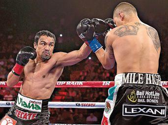 Vence Márquez a Mike Alvarado por decisión; Pacquiao está en la mira