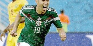 Con gol de Oribe, México vence a Camerún 1-0