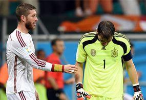 Humillante 'revancha'; Holanda golea a España 5-1