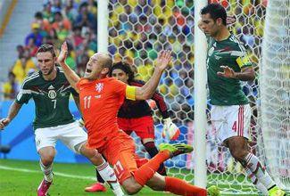 Jugarán México y Holanda amistoso en noviembre