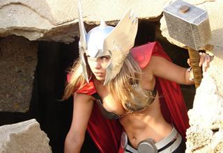 En el reemplazo de Thor estará, por primera vez en la historia de este personaje, una mujer.
