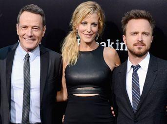 Breaking Bad se despide de la pantalla con 5 Emmys
