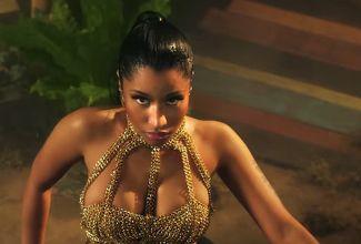 Nicki Minaj rompe récord con el estreno de su vídeo