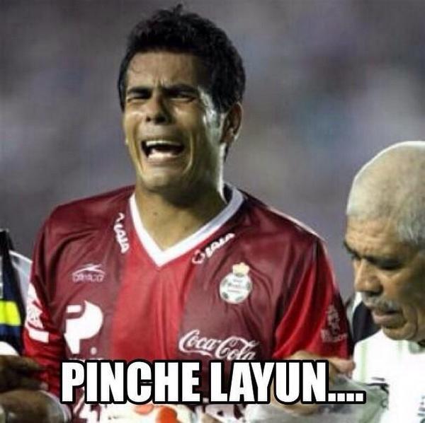 Los memes de Miguel Layún