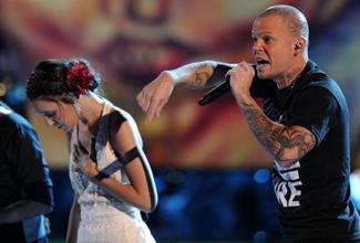 Destacan las nueve nominaciones que Calle 13 obtuvo para los premios, entre ellas: Álbum del Año y Grabación del Año.