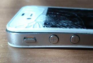 ¿Mal augurio?; Primer iPhone vendido cae al suelo