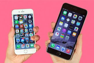 Precios del iPhone 6 y iPhone 6 Plus en México