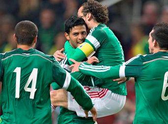 Los goles de Carlos Vela contra Holanda