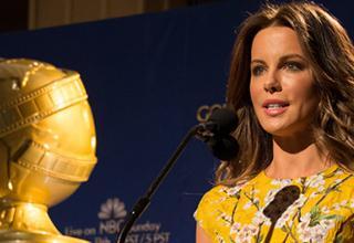 Kate Beckinsale,Peter Krause,Paula Patton , y Jeremy Piven  fueron los responsables de dar a conocer los nominados a los Globos de Oro de 2015.
