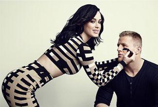 A través de sus redes sociales, se declara lista Katy Perry para el Super Bowl XLIX.