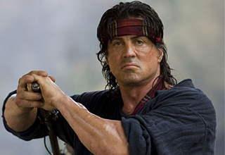 Producirá Stallone nueva película de Rambo