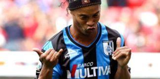 Los goles de Ronaldhino contra el América