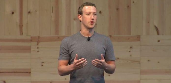 Mark Zuckeberg: Pronto el botón