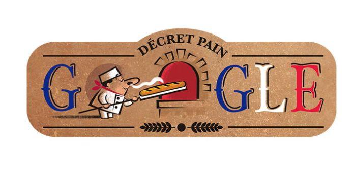 Google rinde tributo a la baguette