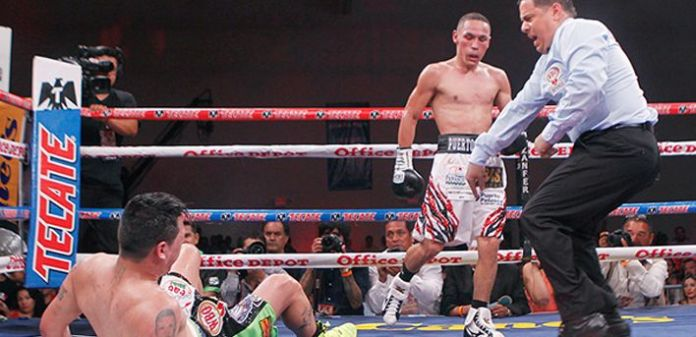 Repetición de la pelea Gallo Estrada vs Tyson Márquez