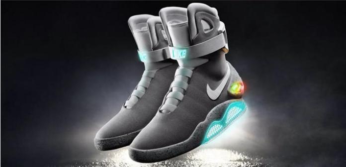 Nike presenta sus tenis de Volver al Futuro