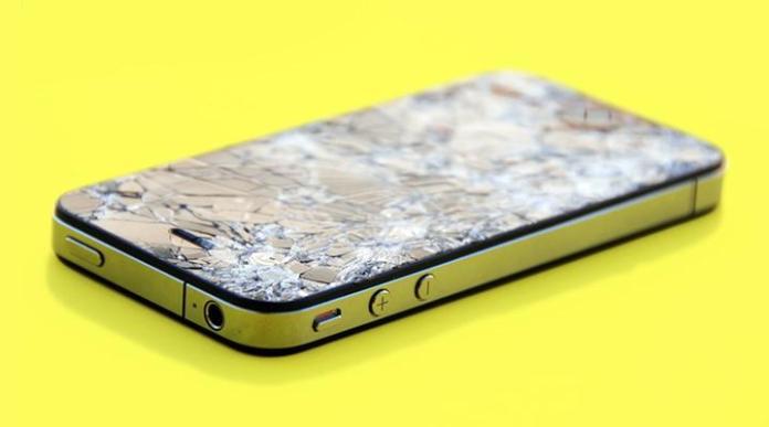 Las pantallas rotas serán cosa del pasado con Apple