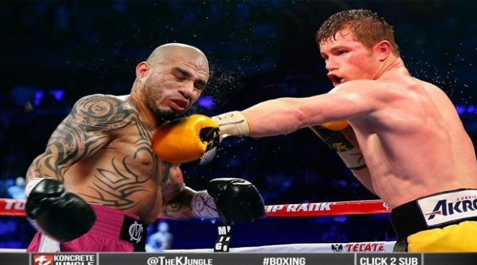 Repetición: Pelea de Canelo vs Cotto