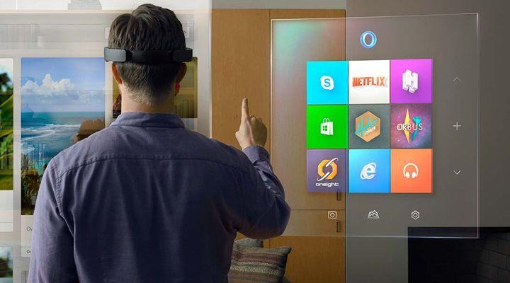El Holo Lens, listo para popularizarse este 2016.