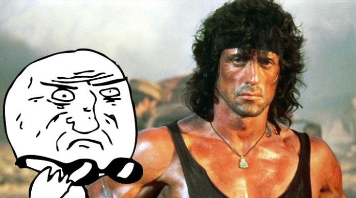 Vuelve Rambo... pero como serie de tv